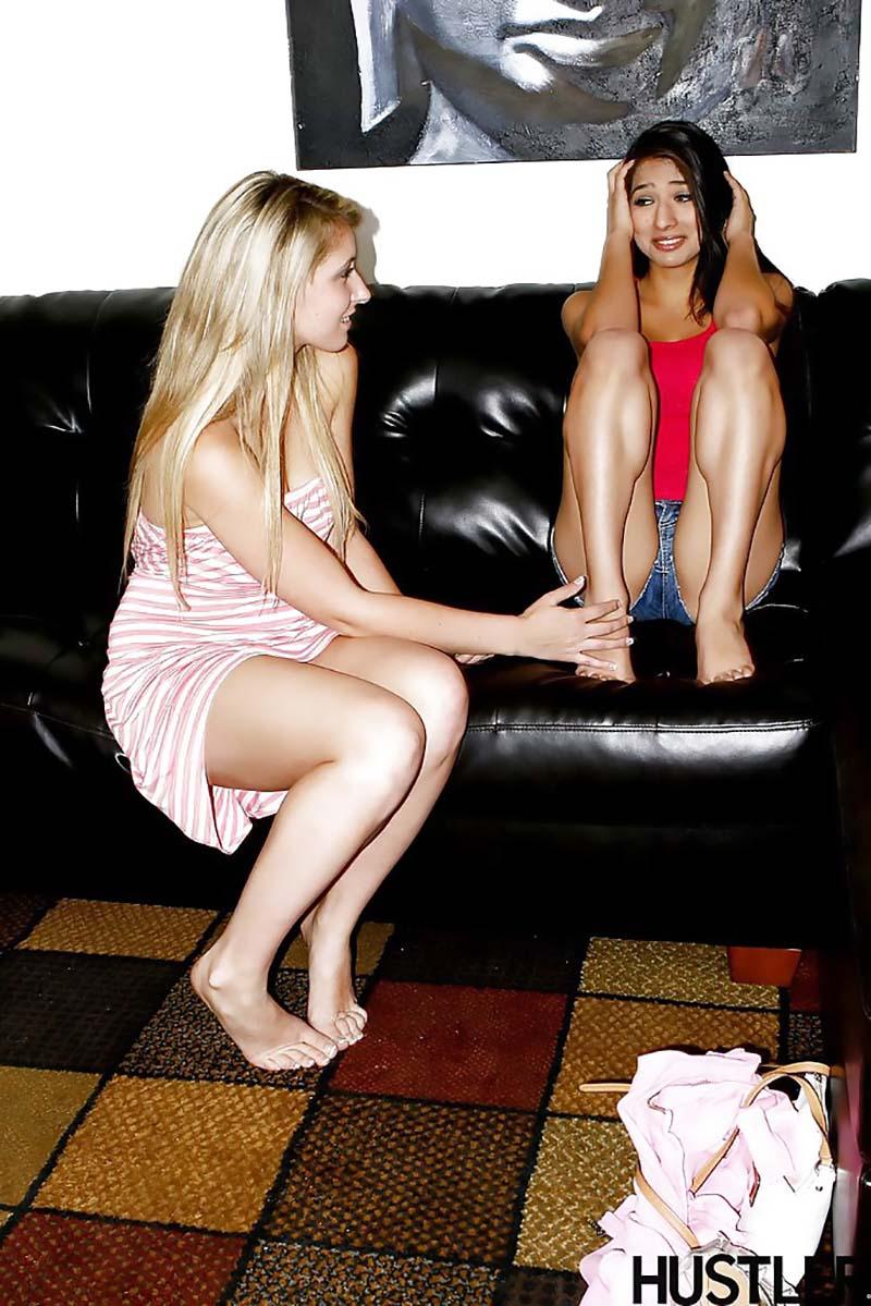 Buceta grande da Lilly Banks, Megan Salinas
