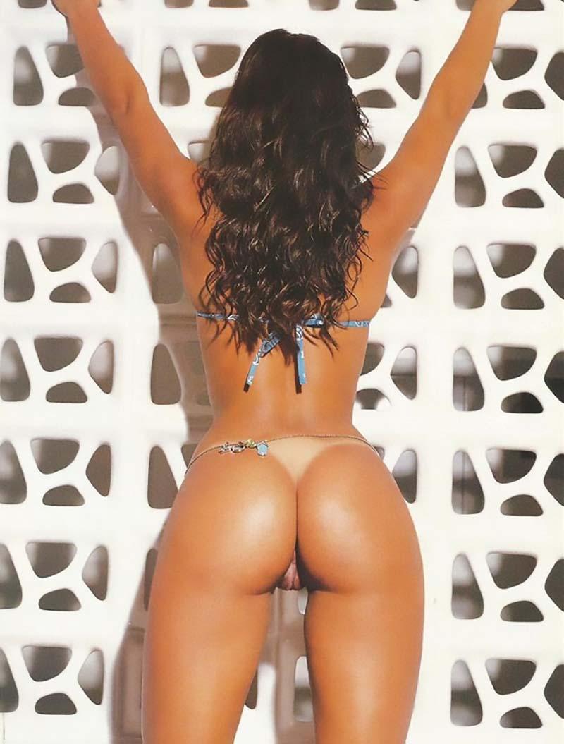 Paola Rodrigues Pelada Na Playboy Famosas Do SBT-19