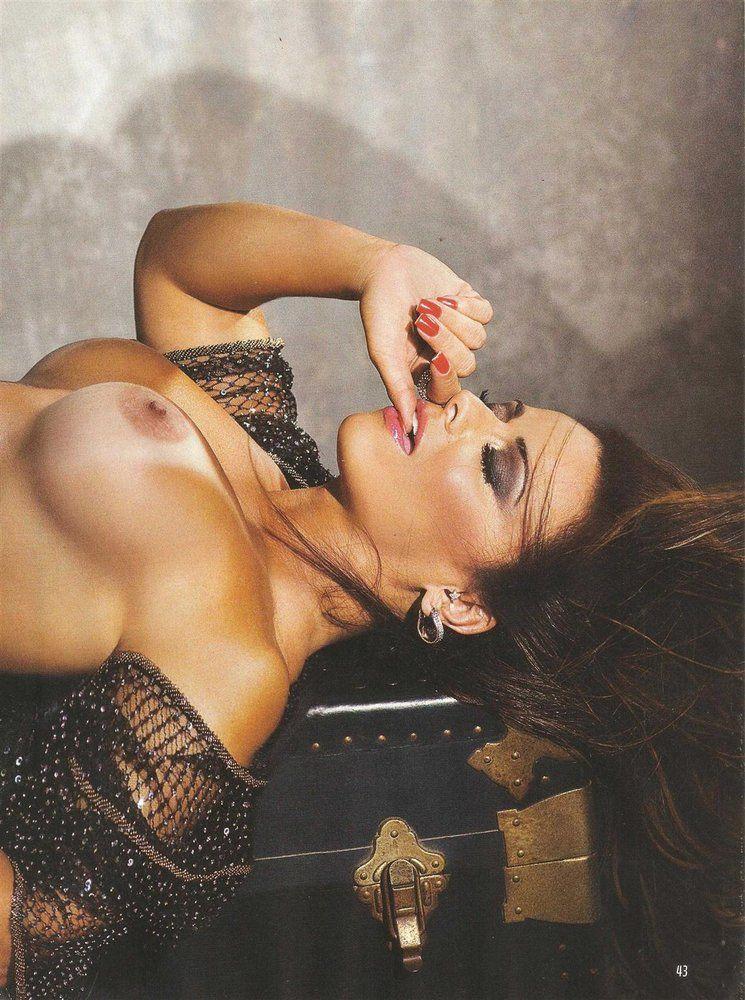 Viviane Araújo Palada Na Playboy