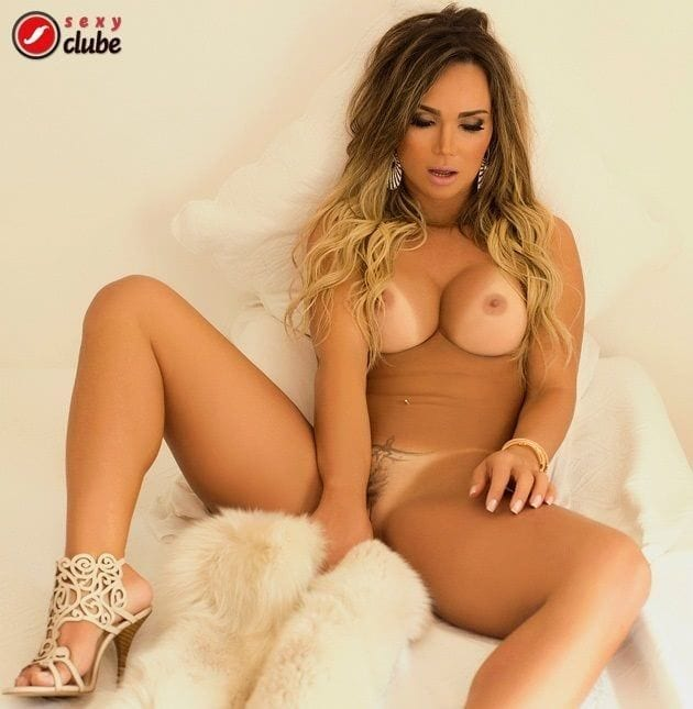 Eliana Amaral nua Sexy Clube