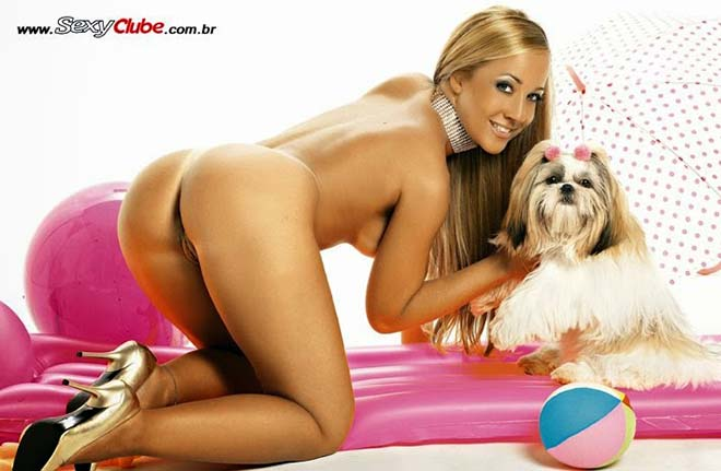 Vivi Fernandez nua brasileirinha gostosa pelada Sexy Clube