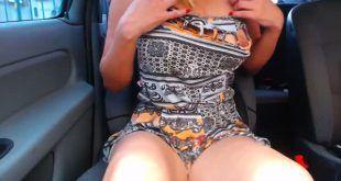 Loira gostosa amadora tirando a roupa