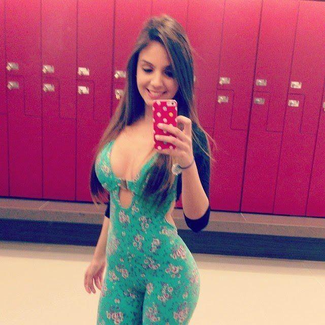 Novinha famosa do instagram caiu na net parte 3