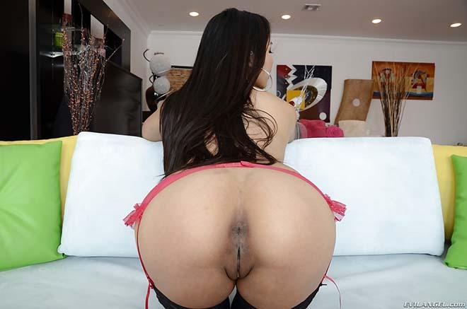 Lana Violet japonesa 16