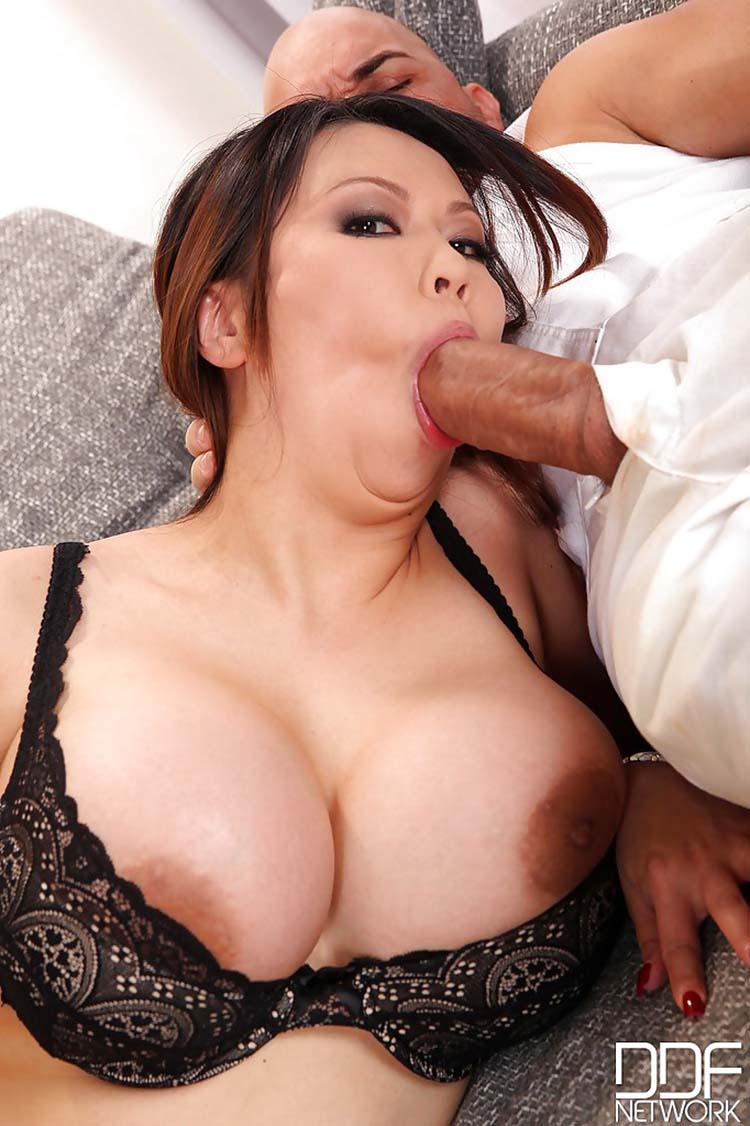 Japonesa pornô