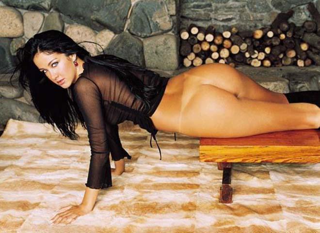 Helen Ganzarolli pelada nua