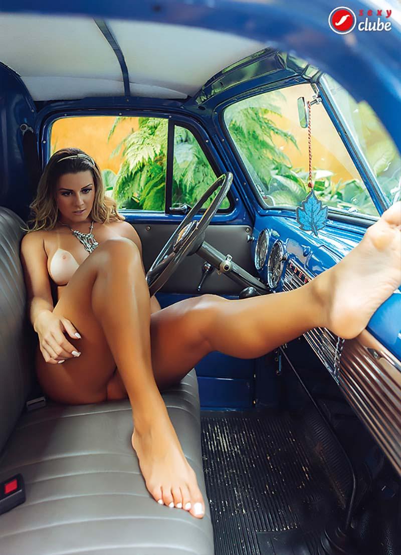 Aricia Silva Pelada Na Revista Sexy 11