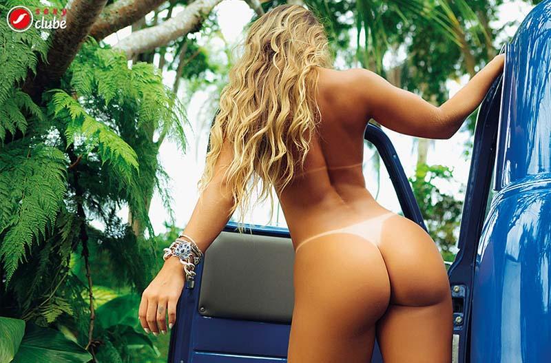 Aricia Silva Pelada Na Revista Sexy 15