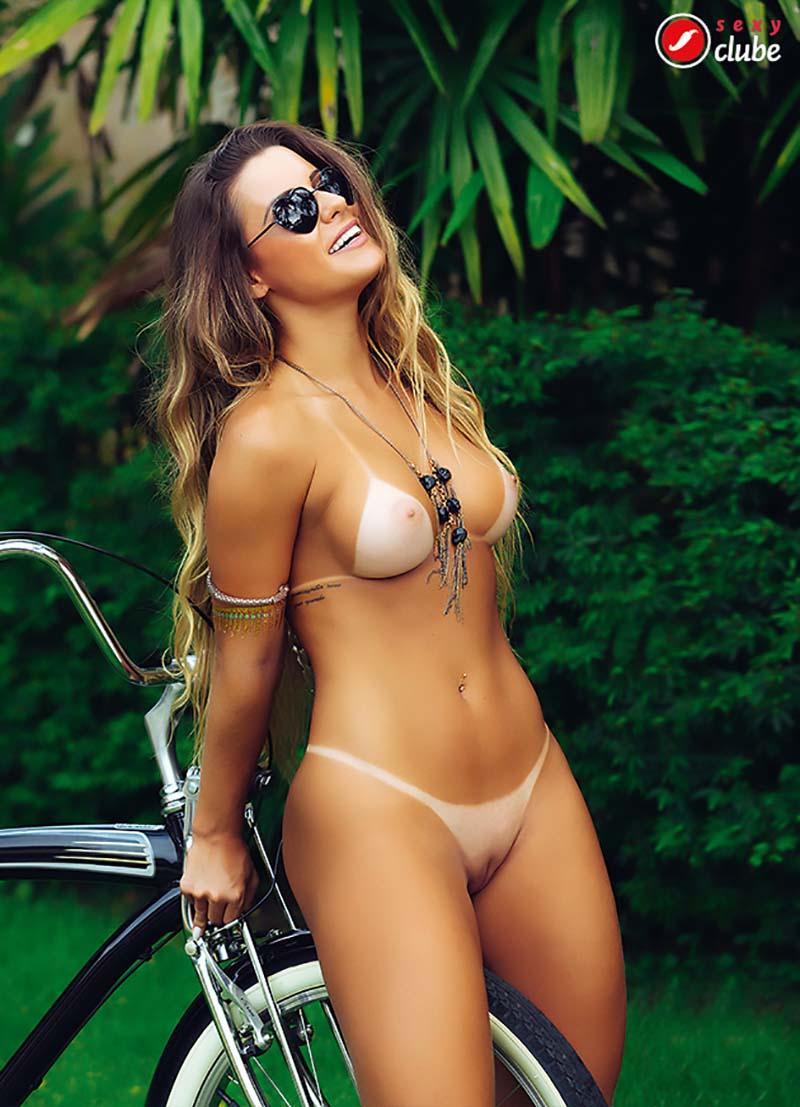 Aricia Silva Pelada Na Revista Sexy 19