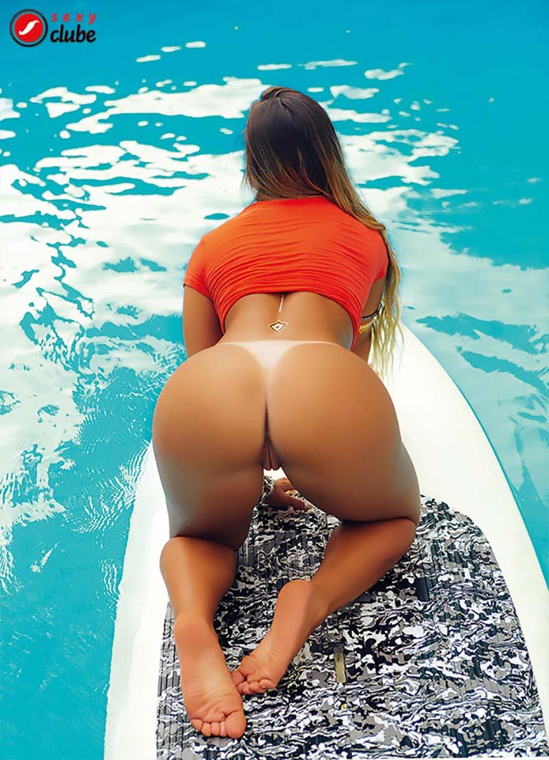 Aricia Silva Pelada Na Revista Sexy 31