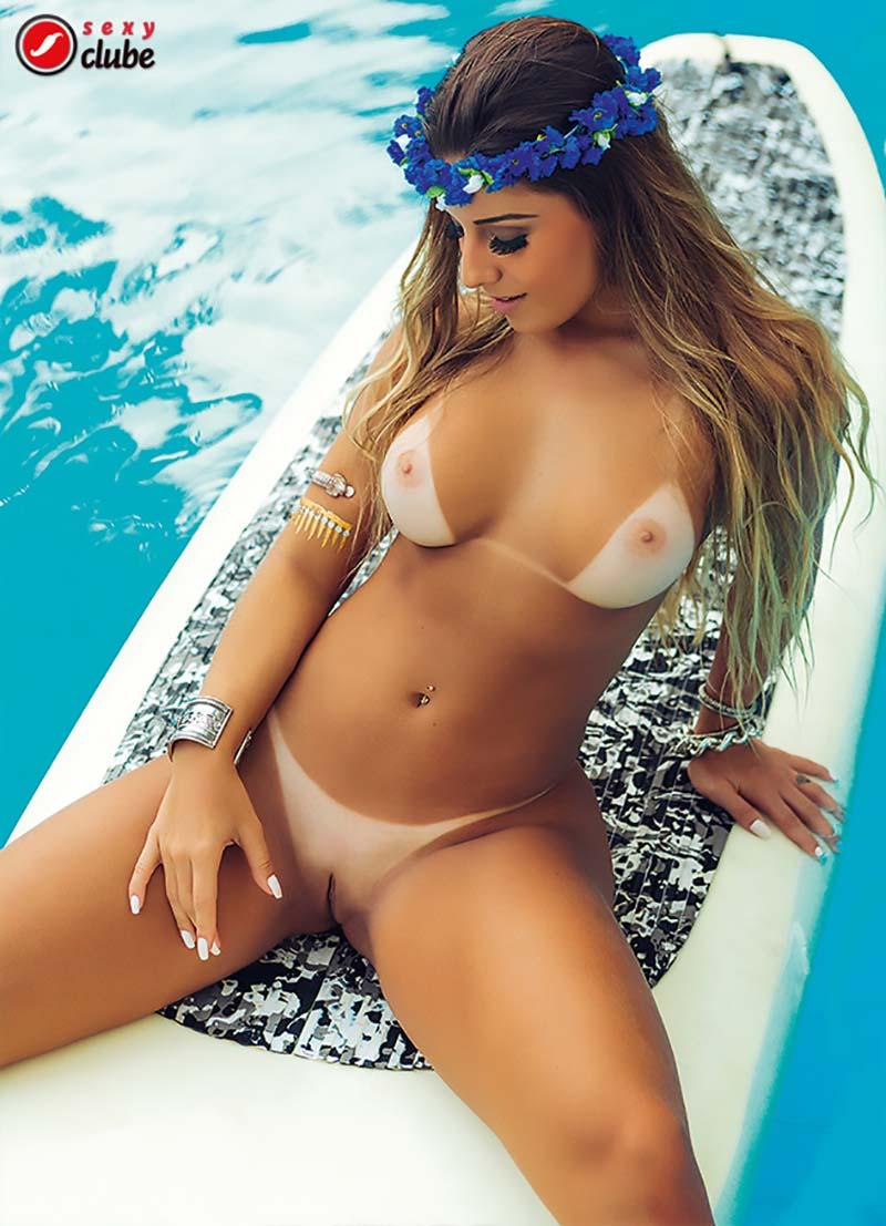 Aricia Silva Pelada Na Revista Sexy 32