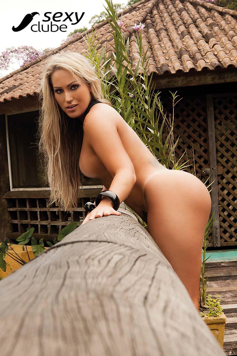 Revista Sexy da Ísis Gomes pelada nua 13