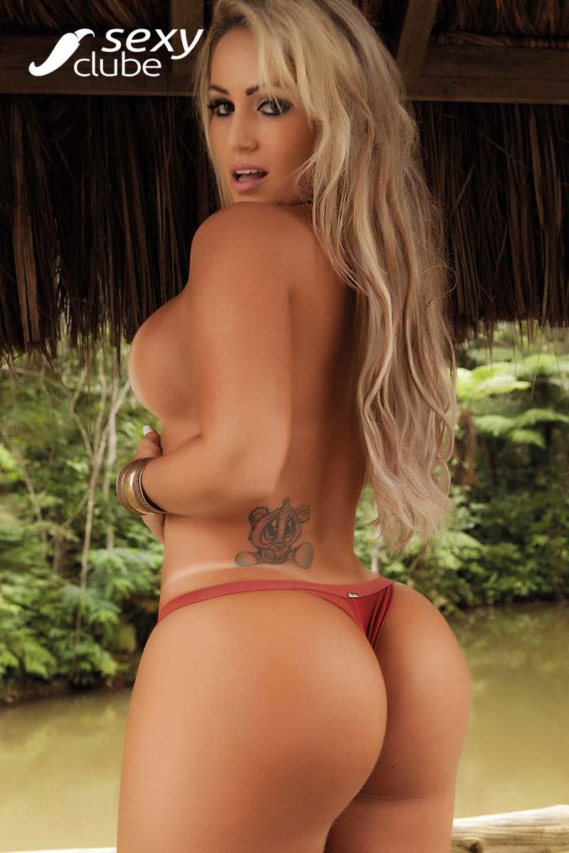 Revista Sexy da Ísis Gomes pelada nua 02