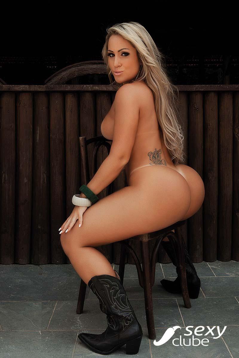 Revista Sexy da Ísis Gomes pelada nua 21