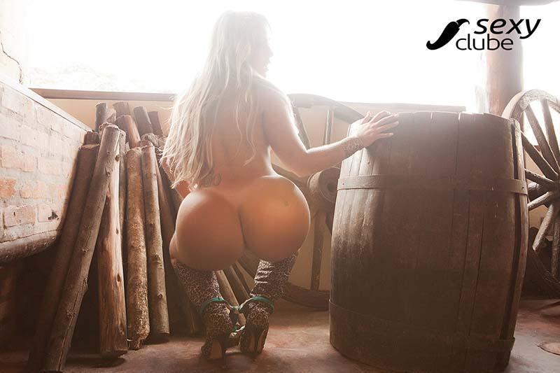 Revista Sexy da Ísis Gomes pelada nua 27