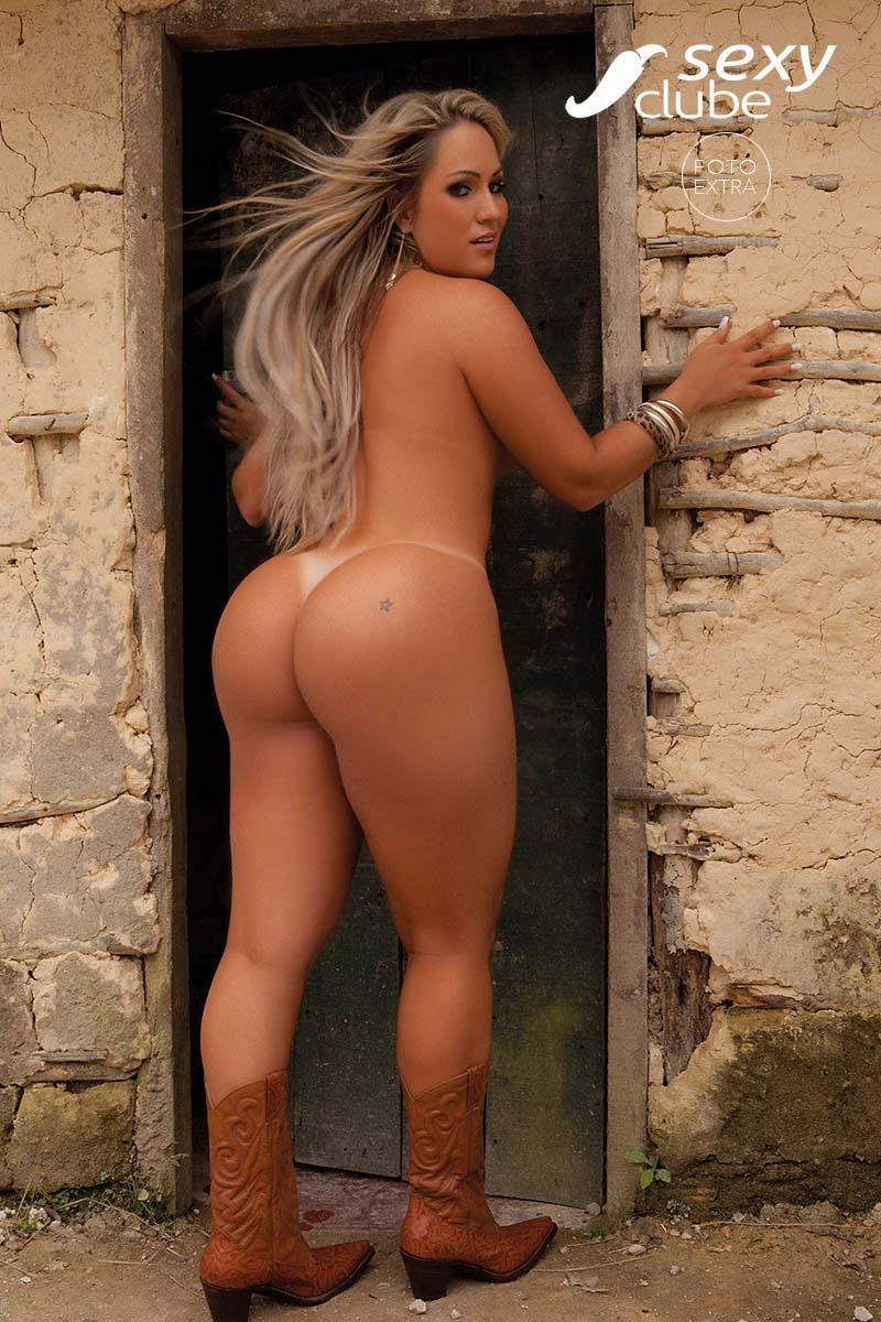 Revista Sexy da Ísis Gomes pelada nua 32