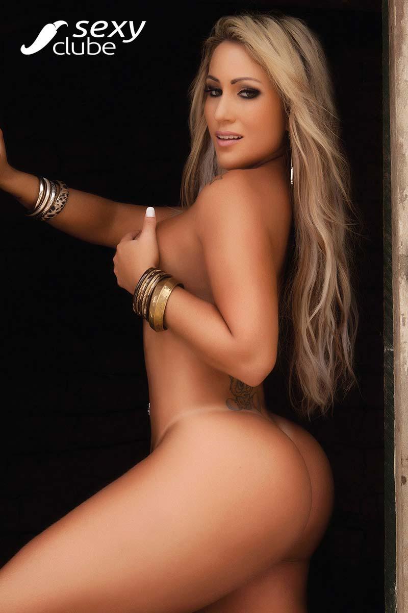 Revista Sexy da Ísis Gomes pelada nua 05