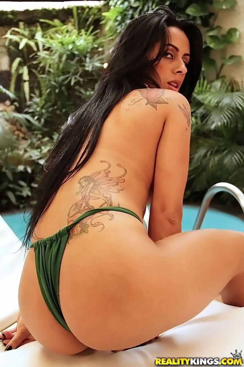 Nicolle Bittencourt morena gostosa atriz porno 11