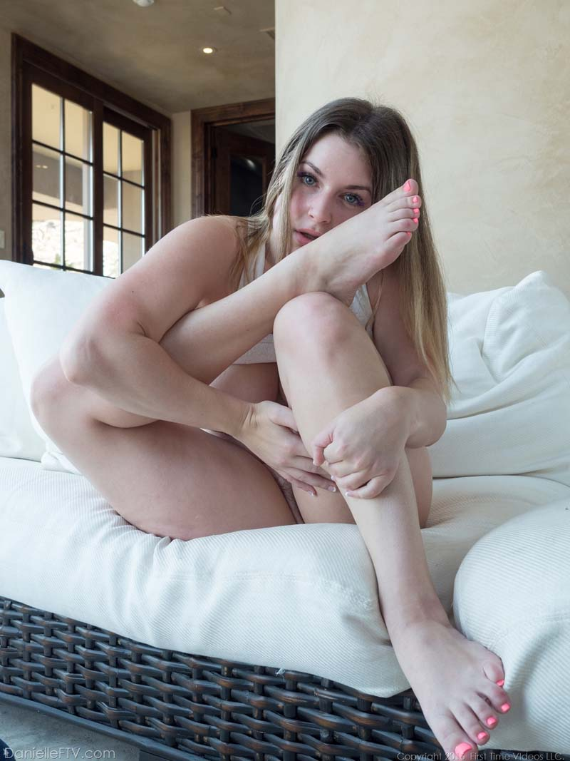 Pornstar Danielle FTV - 15