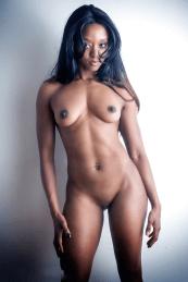 Fotos de negras peladas