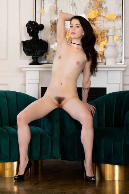 Fotos de branquinha sexy com bucetinha peluda