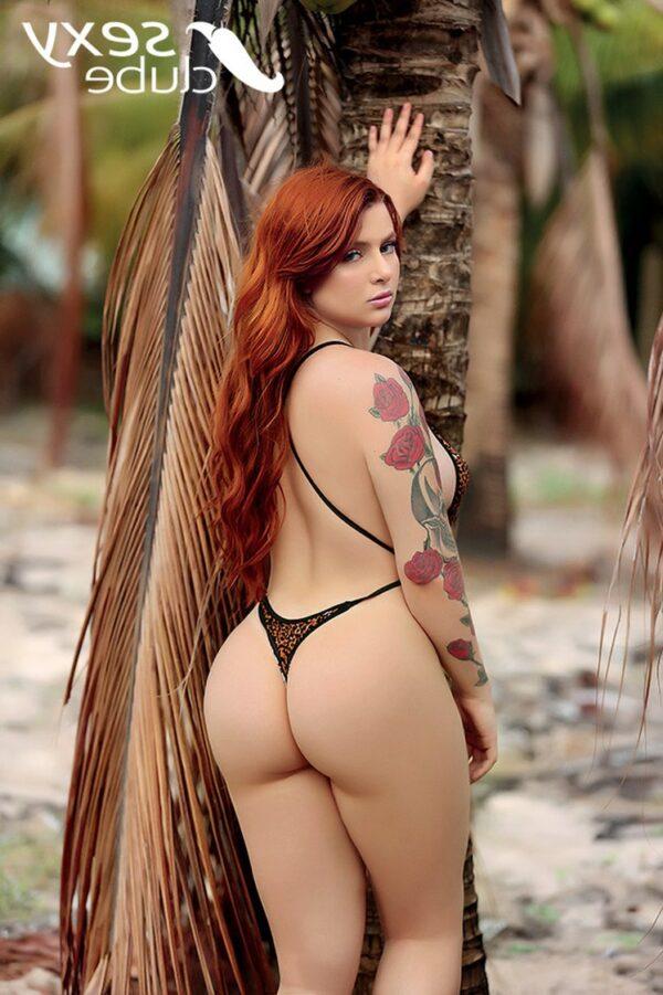 Laysa Fairy Red pelada nua